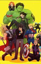 Arrow : Avengers (ON HOLD) by SmoakingArrow_bae