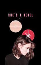 She's a Rebel [Star Wars | Luke Skywalker] *EDITING* by yub_nub