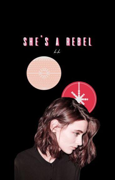 She's a Rebel [Star Wars | Luke Skywalker] *EDITING*