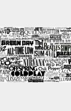 My Favorite Bands/Band Songs by mychemicallllllife