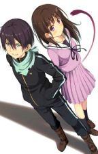 Juntos para siempre (Yatori) by fan_de_animes31