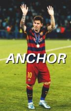 Anchor | Messi by elgran10