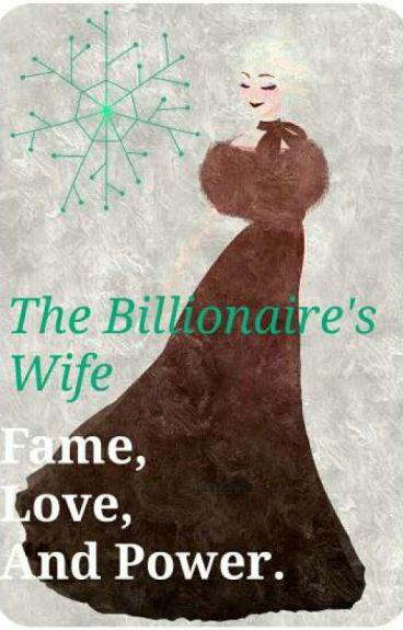 The Billionaire's Wife (Jelsa)