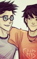 HOO/HP Crossover Percy Jackson x Reader x Nico Di Angelo x Harry Potter by IdyllicWriting