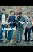 The Outsiders Preferences/Imagines by JohnnyCadesGirl1