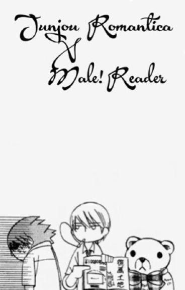 Junjou Romantica X Male!Reader