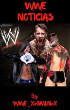 WWE noticias by WWE_XxGMLNxX