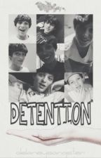 Detention |c.l.l.| by delaneyashtyn