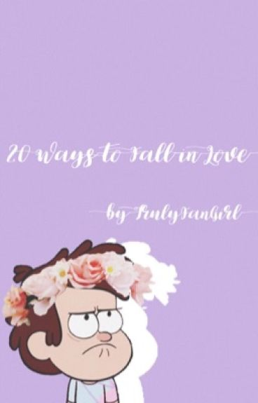 20 Ways to Fall in Love Dipper x Reader One-Shots