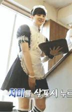 suga la maid de la de casa by catkpop