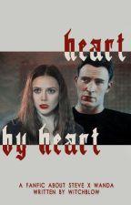 Heart by heart ; Scarletamerica by acciobarry-