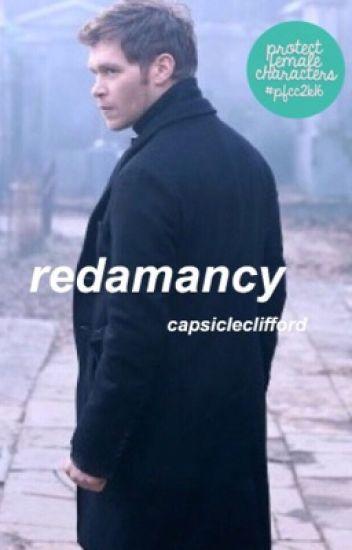 Redamancy ↠ Klaus Mikaelson
