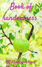 Book of randomness  by jelsadreamer