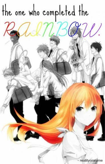 The One Who Completed The Rainbow. (Kuroko no Basket/Basuke)