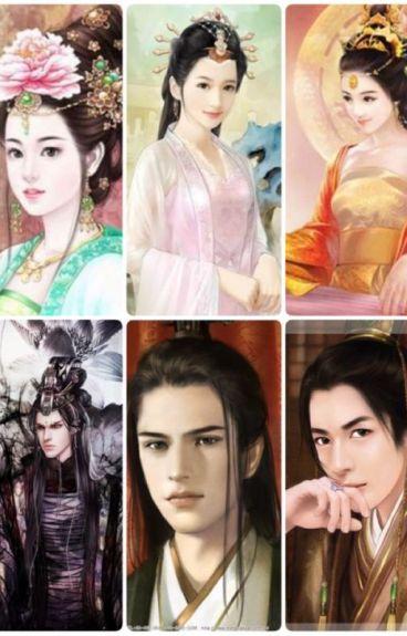 Bạch Dương,Song Ngư,Song Tử - Thiên Yết,Kim Ngưu,Bảo Bình