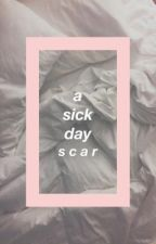 A Sick Day // Asanoya AU by manlybadasshero