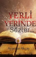 YERLİ YERİNDE... by AYSNR79