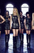 T- Ara (K-Pop) by JiDanKy