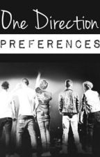 One Direction Imagines and Preferences by kathrynnteresaa
