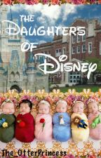 The Daughters of Disney by The_OtterPrincess