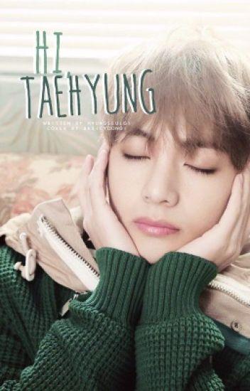 hi, taehyung » k.th