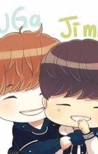 [Shortfic] [MinGa] Ngôi sao chổi mang tên Park Jimin. by SugaxR