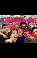CHISTES DE YOUTUBERS by clara_2456