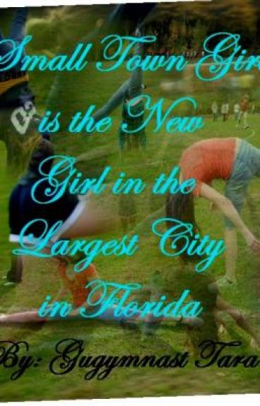 Small town Girl is the New Girl in the largest city in Florida!