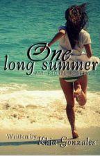 One long summer ~OneShot by Khiagon