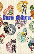 Kuroko no Status by MiniRainbowKitkats