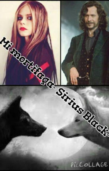Mi mortifaga- Sirius Black- Completa- En edición-