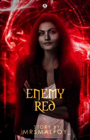 Enemy Red |Teen Wolf| Enemy#1|