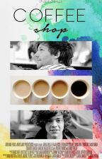 coffee shop // larry stylinson by studyrainballs