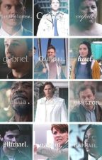 Supernatural: Archangels by MarvelandDCunite