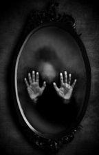 Mirror Mirror #13dayshalloweenflash by Nyhterides