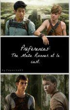 Préférences: The Maze Runner et le cast. by Papache83