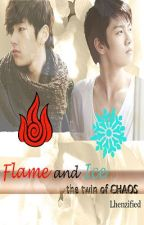 Flame and Ice: The Twin of Chaos by Lhenzified