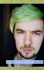 JacksepticeyeXReader by flannel_fallout