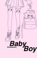 Baby Boy ✧ Lashton by 5soslashton_