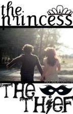 The Princess + The Thief by MortePerAmore