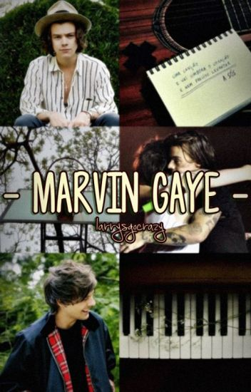 MARVIN GAYE || Larry Stylinson