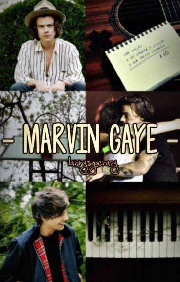MARVIN GAYE || Larry Stylinson