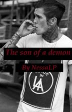 The son of a demon by NessaLP
