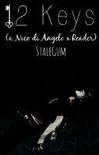 12 Keys: A Nico di Angelo x Reader (under editing) by StaleGum