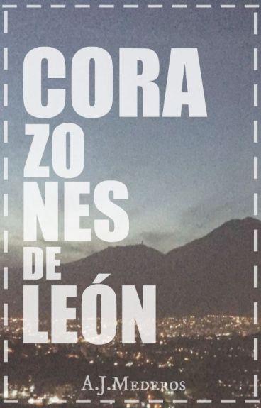 Corazones de León by AJMederos