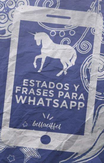 Estados y frases para Whatsapp