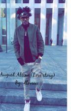 August Alsina (love story) by dloveeee
