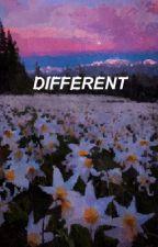 Different by LISETHBRETON