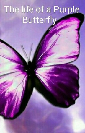 The life of a Purple Butterfly by AmberFutch