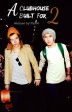 A Clubhouse Built For Two » Narry boyxboy by anchoredstars